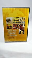 Dress Your House For Success NEW SEALED GIFT QUALITY DVD FREE SHIP BEST PRICE