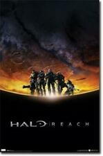 Halo Poster  Reach