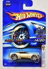 Hot Wheels 2005 Erste Editionen Bully Ziegen 14/20 Realistix #014