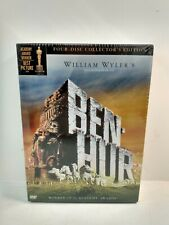 Ben Hur DVD Collectors Edition Brand New