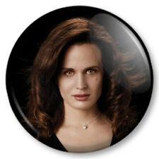 "Twilight Saga Esme Cullen 25mm 1"" Pin Button Badge Vampire Elizabeth Reaser Mum"