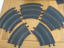 Scalextric 1:32 Classic Track - Curve Radius Bend x 8 - C151 - used