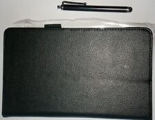 CASE+PEN+SCREEN PROTECTOR LEATHER SAMSUNG SM-T700 BLACK