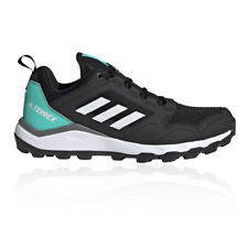 adidas Womens Terrex Agravic TR Trail Running Shoes Trainers Sneakers Black