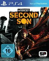 PS4 / Sony Playstation 4 Spiel - Infamous: Second Son [Standard] DE/EN mit OVP