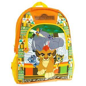 Lion Guard Bag   Kids Disney Lion Guard Backpack   Disney Rucksack
