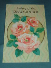 New Birthday Card for GRANDMOTHER