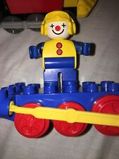 Lego Duplo Train Vintage Lot Figure  Engine Carriage