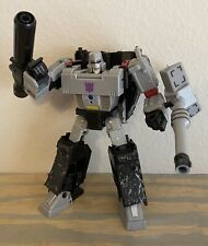 Transformers Generations War For Cybertron: Earthrise Voyager Class Megatron