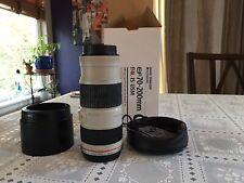 Canon EF 1258B002 70-200mm f/4L IS USM Lens