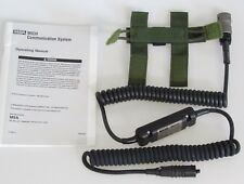 US ARMY MICH MSA Communication Single Comm System MBTIR Land 5895-01-495-1605