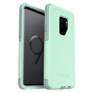 OtterBox Commuter Series Case Compact for Samsung Galaxy S9 Plus ONLY, Ocean Way