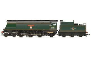 Hornby R3638 BR (Original) West Country Class, 4-6-2, 34019 Bideford - Era 5
