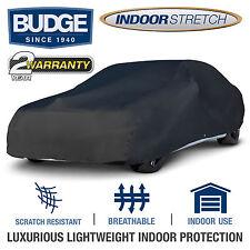 2012 Ford Fiesta Indoor Stretch Car Cover, Black