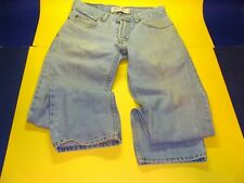 Levi's 505 Relaxed Fit Blue Jeans Size W31xL30 Used