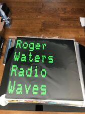 Mint- Pink Floyd Roger Waters Radio Waves LP Promotional Use 1987 Columbia Recor
