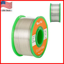Lead Free Solder Wire Sn99.3 Cu0.7 with Rosin Core for Electronic Soldering 100g
