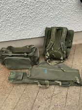 Aqua Products Luggage Roving Rucksack, Tri Star Delux, Large Hold All, Carp Fish