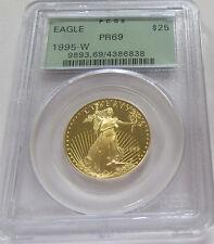 1995-W American Proof Gold Eagle 1/2 oz. PCGS PR69