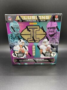 2020 Panini Illusions Football Mega Sealed Box - In Hand Ready To Ship