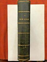 ENCYCLOPEDIE DES CAMPAGNES - H. DE DOMBALE - DEUX TOMES EN UN VOLUME - 1845