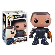 Mass Effect Funko Pop Figurine Commander Shepard 9 cm