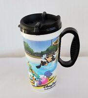 Disney Parks Let The Memories Begin Refill Plastic Travel Cup SC-16