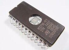EPROM 2716 16k = 2kx8bit UV-idonei unprogrammiert NUOVO #1j04