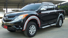 FENDER FLARES PAINTED FOR MAZDA BT-50 PRO 2012-2015
