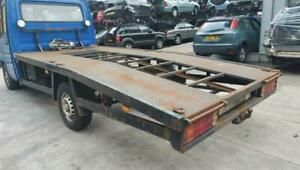 VW Crafter Mercedes Sprinter Steel Beavertail Recovery Body Car Transporter Bed