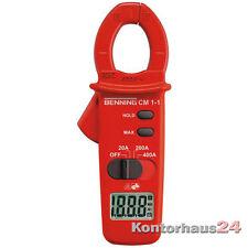 Benning: Digitale Stromzange Multimeter CM 1-1 +++NEU+++