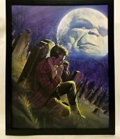 Incredible Immortal Hulk by Alex Ross FRAMED 11x14 Art Print Marvel Comics Poste