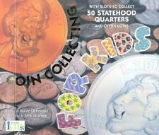 *Coin Collecting for Kids* -  *Statehood Quarters* Collecting Book