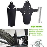 Bicycle Bike Front Rear Sadddle Fender Mud Guard Ass Style L Tire For Fat I1O6