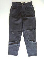 Mac Kelly Jeans Hose Dunkelbraun Uni Gr. 34 L30