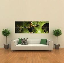 TOMB RAIDER UNDERWORLD NEW GIANT LARGE ART PRINT POSTER PICTURE WALL G047