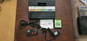 Atari 7800 Konsole -  Controller  Retro Kabel Spiel 32 in 1 TOP Zustand getestet