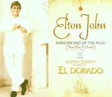 Elton John someday out of the Blue-theme from 'El Dorado' (2000) [Maxi-CD]