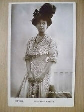 1910 used Postcard- Theatre Actress MISS MAUD WYNTER