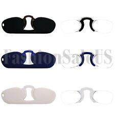 Безногая очки для чтения читателей подключения унисекс свет presbyopic очки 1.0-3.0