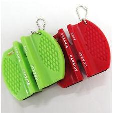 1pc Mini Home Portable Fast Knife Sharpener Kitchen Outdoor Sharpen Gadgets 7114