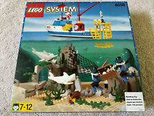 LEGO 6558 Town Divers Shark Cage Cove Brand New MINT !!