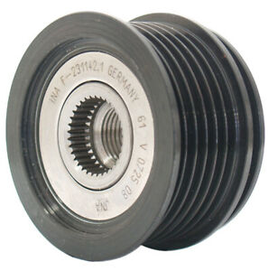 Alternator Clutch Pulleys Audi A3, A4, A6