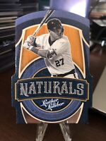 2019 Panini Leather & Lumber Naturals Mike Trout