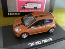 1/43 NOREV RENAULT TWINGO GT 2007 Orange Metallic 517431