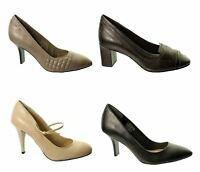 Rockport Womens Shoes / Heels~Various Styles~Rrp £35-£50~Sale Price~Leather~MV8
