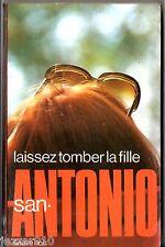 SAN-ANTONIO n°43 - LAISSEZ TOMBER LA FILLE - 25/04/1975 F1