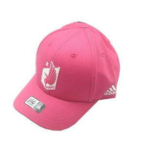 Miss Labeled Minnesota United FC MLS Adidas Toddler OSFM Adjustable Back Hat New