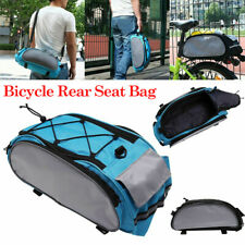 Bicycle Seat Rear Tail Bag Bike Pannier Pack Cycling Carrier Box Pouch 3 Color
