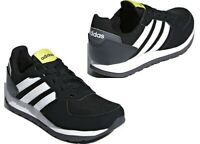 Adidas 8K  B75735 Nero Scarpe da Ginnastica Bambini Comode